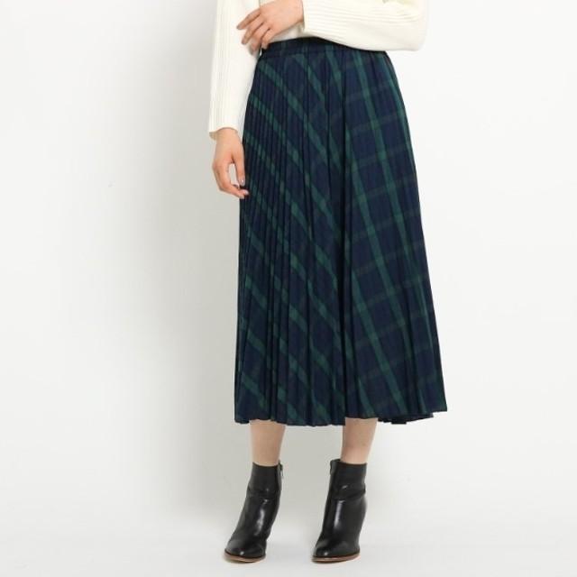 [マルイ]【セール】フランネルプリーツスカート/デッサン(レディス)(Dessin Ladies)