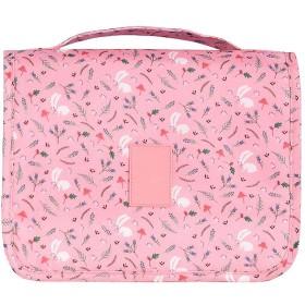 Poonikuuインバッグ バスルームポーチ 洗面用具入れ トイレタリーバッグ 化粧ポーチ 小物収納 出張旅行アウトドア レディース 小型便利シンプル