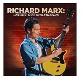 Richard Marx A Night Out With Friends [CD+DVD] CD
