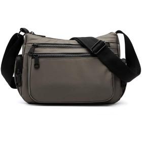 レディース/メンズファッションカップルモデルショルダーバッグワイルド屋外の旅行防水ナイロン布バッグ大容量メッセンジャーバッグ3COLOR