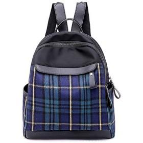 の子供のバックパックファッション旅行のバックパックシンプルな学生のバックパック SLhouse (Color : Black)