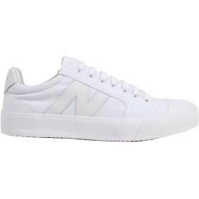 《セール開催中》ZIMMERMANN レディース スニーカー&テニスシューズ(ローカット) ホワイト 38 紡績繊維 / 革