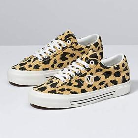 [VANS(バンズ)] ユニセックス靴・スケートシューズ Anaheim Factory Sid DX アナハイムファクトリー シドDX スウェード OG LEOPARD OGレオパード US Men's 7.5 Women's 9.0 (メンズ 25.5㎝ レディース 26.0cm) [並行輸入品]