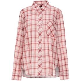 《セール開催中》RAG & BONE レディース シャツ ピンク XS コットン 100%