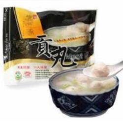 台糖安心豚(原味)貢丸360g±10%