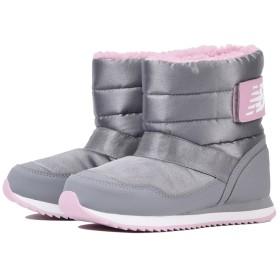 (NB公式)【ログイン購入で最大8%ポイント還元】 キッズ YO996B TY (グレー) スニーカー シューズ 靴 ニューバランス newbalance