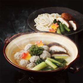 【おせち】京都岩崎 花山椒入豚つくね鍋(E933)349330