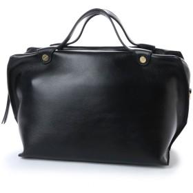 エコー ECCO Sculptured Handbag (BLACK)
