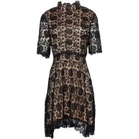 《期間限定セール開催中!》CATHERINE DEANE レディース ミニワンピース&ドレス ブラック 16 ポリエステル 100%