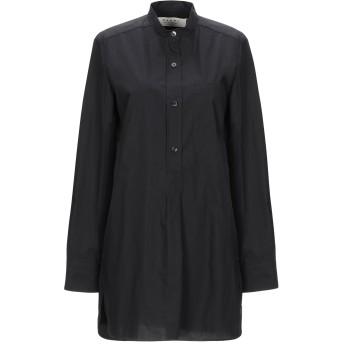 《セール開催中》MARNI レディース シャツ ブラック 36 コットン 100%
