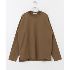 【51%OFF】 センスオブプレイス ヘビーウェイトTシャツ メンズ BROWN XL 【SENSE OF PLACE】 【セール開催中】