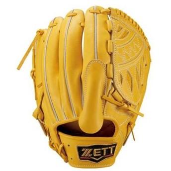 ゼット ZETT 【専用グラブ袋付き】プロステイタス 硬式用グラブ 投手用 野球 硬式 グローブ ピッチャーミット