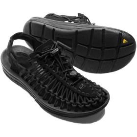 [キーン] レディース スポーツ サンダル UNEEK-W 1014099 black/black US6.5(23.5cm) [並行輸入品]