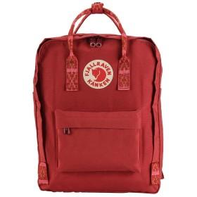 フェールラーベン Fjall Raven カンケンバッグ リュック 16L KANKEN 23510 リュックサック デイパック バックパック 通学 通勤 レジャー 防水 男女兼用 レディース/メンズ 16L 多色入り [並行輸入品] (Hot Red)