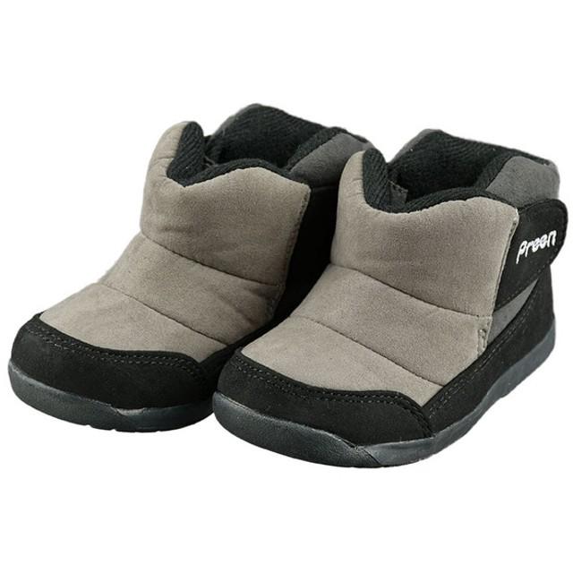 [15.0~18.0cm]スエードブーツ ブラック シューズ・ファッション小物 ブーツ (47)