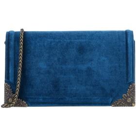 《セール開催中》TIPE E TACCHI レディース メッセンジャーバッグ アジュールブルー 紡績繊維