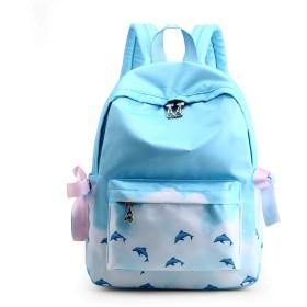 BTSMAT 7-12歳の女の子のためのスクールバッグバックパック