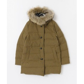 アーバンリサーチドアーズ Traditional Weatherwear AVON W/F HOOD レディース BRNGINGHAM 34 【URBAN RESEARCH DOORS】