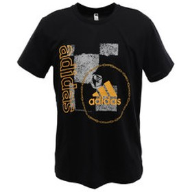 【Super Sports XEBIO & mall店:トップス】Q4 WANTED ART 半袖Tシャツ FXZ04-DZ0667