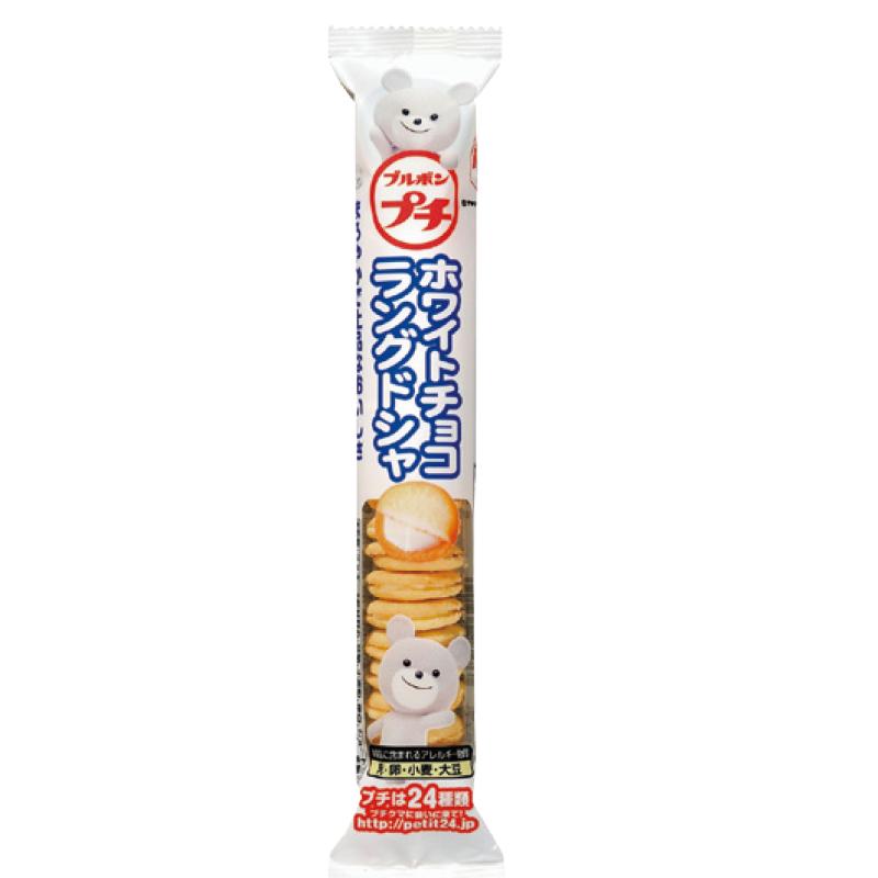 北日本白巧克力夾心餅乾