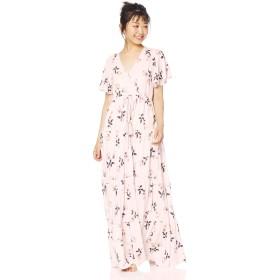 [ジェラート ピケ] ヴィンテージローズ柄ドレス PWCO194237 レディース PNK 日本 F (FREE サイズ)