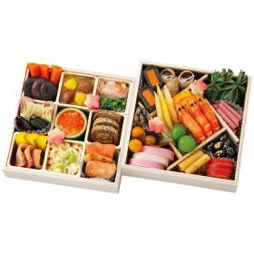 【おせち】京料理 みのり 和 二段重(E952)349526
