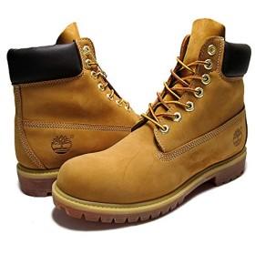 [ティンバーランド] 6インチ プレミアム ブーツ メンズ ウィート メンズ イエローブーツ 10061 6inch Premium Boots wheat 26.5cm(US8h) [並行輸入品]