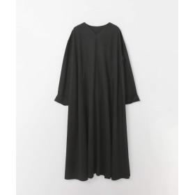 [ケービーエフ] ワンピース ドレス 2WAYベルトBIGワンピース レディース BLACK one