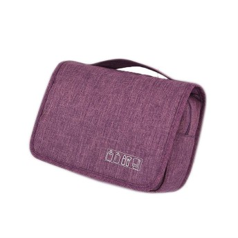 Poonikuuメイクバッグ 化粧品袋 インバッグ トイレタリーバッグ 化粧品バッグ 小物収納 出張スーツケース旅行 レディース