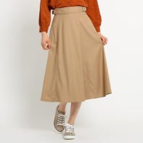[マルイ]【セール】【Sサイズあり、洗える】ストレッチギャバ ベルトスカート/デッサン(レディス)(Dessin Ladies)
