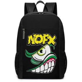 NOFX ノーエフエックス リュックサック バックパック ハイキングナップザック おしゃれ レディースバッグ 通学 通勤 登山 バック ショルダーバッグ 旅行 大容量 ビジネス 男女兼用 プレゼント