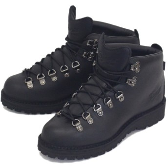 [ダナー] D121005 TRAIL FIELD ブーツ BLACK US8.5-約26.5cm