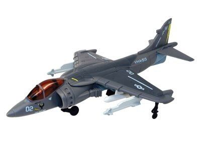 【4D MASTER】20203D 立體拼組模型戰鬥機系列-AV-8B NIGHTMARE 1:105 MODEL
