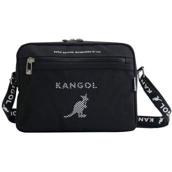 [カンゴール] KANGOL ショルダー バッグ レディース メンズ kgs-bg00076 (BLK)