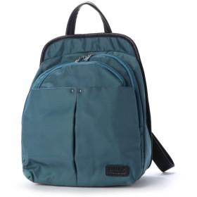 フィラノ FIRANO フロントポケットデザインナイロンリュック (BLUE)