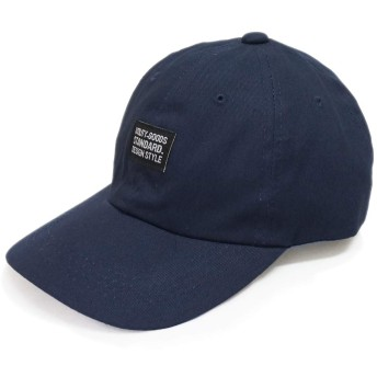 Keys (キーズ) 帽子 キャップ メンズ レディース シンプル ベースボールキャップ 綿 ワッペン 春 夏 秋 冬