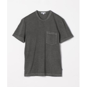 (TOMORROWLAND/トゥモローランド)コットン ポケット付きTシャツ MSX3349G/メンズ 17チャコールグレー