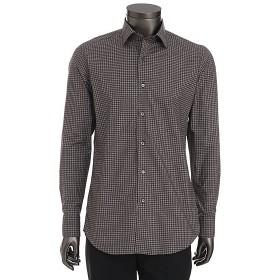 <ダーバン/DURBAN>【D'URBAN BLACK】イタリアRATTI社生地使用グリーンプリントシャツ(3609421837) グリーン【三越・伊勢丹/公式】
