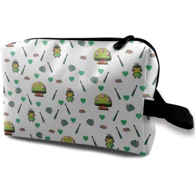 みどりの日 化粧品袋 トラベルコスメティックバッグ 防水 大容量 荷物タグ付き 旅行収納ポーチ アレンジケース パッキングオーガナイザー 出張 旅行 衣類収納袋 スーツケース整理 インナーバッグ メッシュポーチ 収納ポーチ