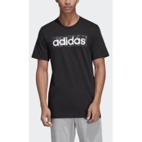 【セール】 アディダス メンズスポーツウェア 半袖機能Tシャツ M CORE リニアロゴボックスグラフィックTシャツ FSR27 DV3041 メンズ...