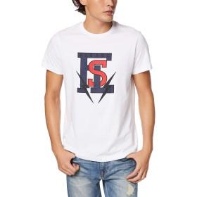 (ディーゼル) DIESEL メンズ Tシャツ スポーティーグラフィック 00SXMI0091A M ホワイト 100