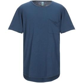《セール開催中》ALTERNATIVE メンズ T シャツ ダークブルー S コットン 100%