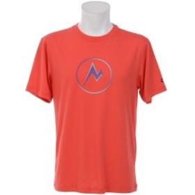 【セール】 マーモット トレッキング アウトドア 半袖Tシャツ M-DOT H/S T TOMLJA59MG RED メンズ RED