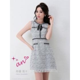 an ドレス AOC-2859 ワンピース ミニドレス Andy アン ドレス キャバクラ キャバ ドレス キャバドレス