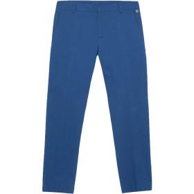 《期間限定セール開催中!》DANIELE ALESSANDRINI メンズ パンツ ブルー 54 コットン 97% / ポリウレタン 3%