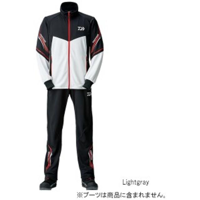 ダイワ プロバイザージャージスーツ DI-24008 2XL Lightgray