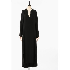 <mame/マメ> 別注DRESS(MM19AW-DR501) BLACK 【三越・伊勢丹/公式】
