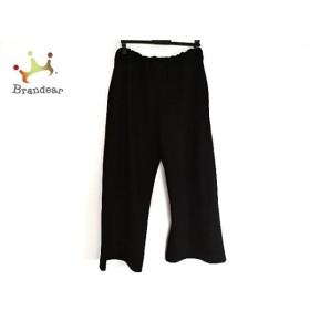 ワイズ Y's パンツ サイズ2 M レディース 美品 黒 新着 20190927