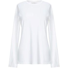 《期間限定セール開催中!》LABO. ART レディース T シャツ ホワイト 0 コットン 98% / ポリウレタン 2%