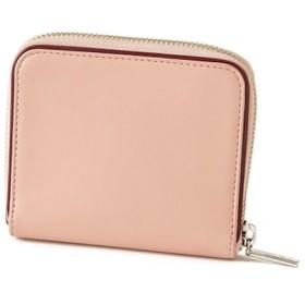 【ヒッチハイク/HITCH HIKE】 エナメルライン二つ折り財布